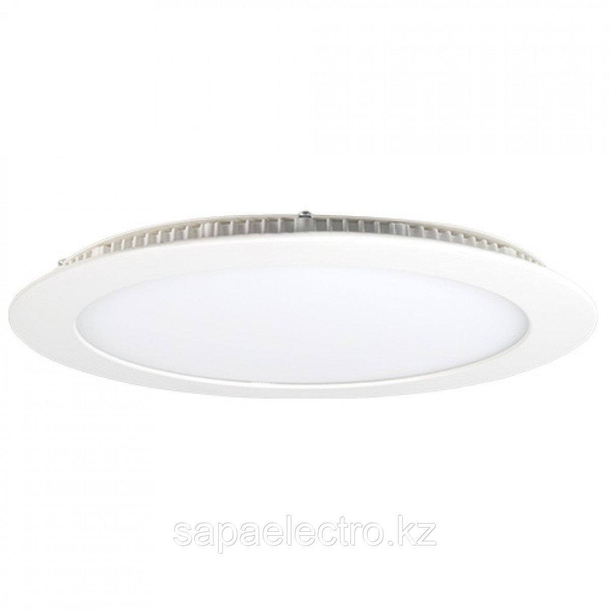 Свет-к DL LED ROUND PANEL 24W 3000K (TS) 20шт