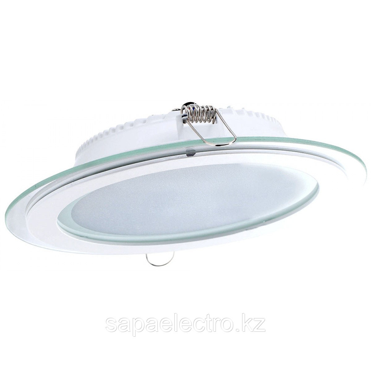 Свет-к DL LED GLASS ROUND PANEL 12W 3000K (TS)20шт,
