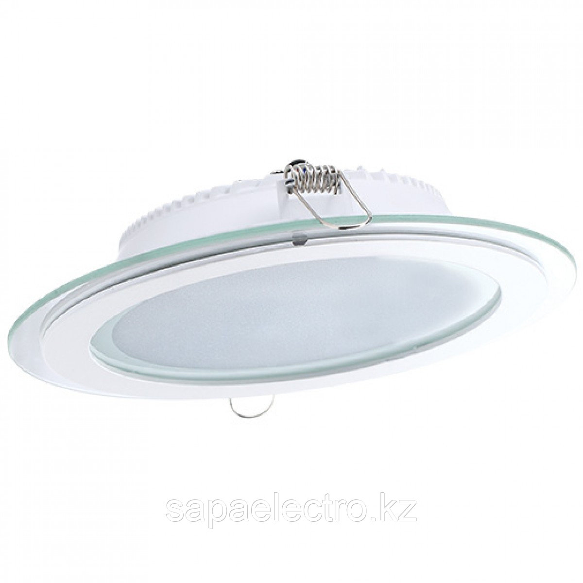 Свет-к DL LED GLASS ROUND PANEL12W 6000K (TS)20шт,4
