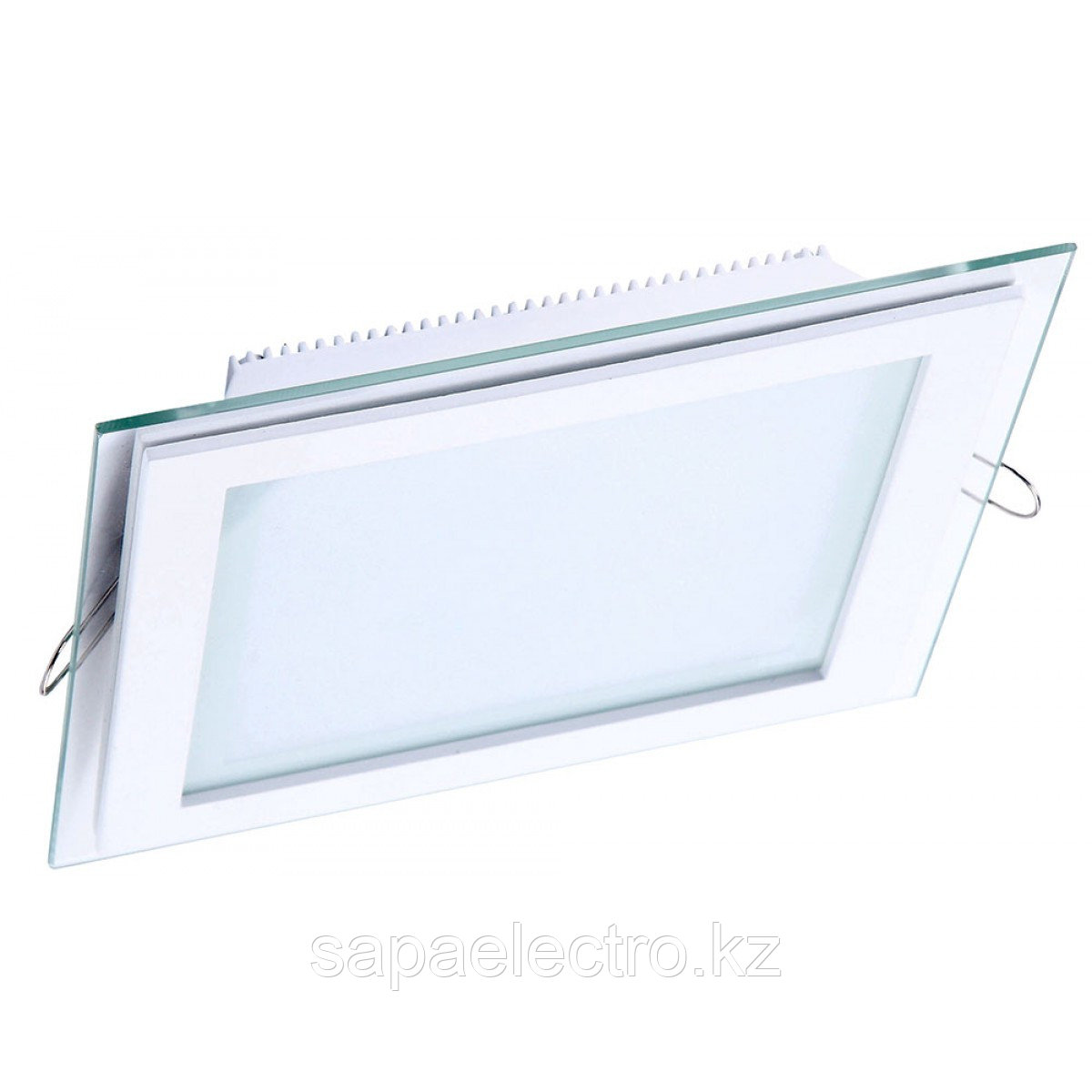 Свет-к DL LED GLASS KVADRO PANEL 12W 3000K(TS)20шт,
