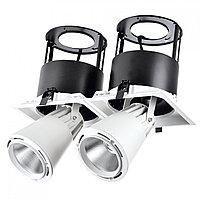 Св-к DOWNLIGHT LED LS-DK911-2 40W 5700K WHITE(TS)4ш