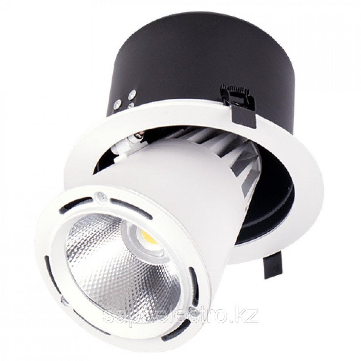 Свет-к  DOWNLIGHT LED LS-DK908 40W WHITE 5700K(TS)8