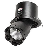Свет-к  DOWNLIGHT LED LS-DK910 40W BLACK 5700K(TS)8