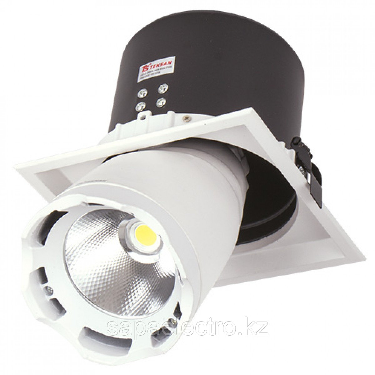 Свет-к DL LED LS-DK914-1 40W WHITE 5700K(TS)8шт