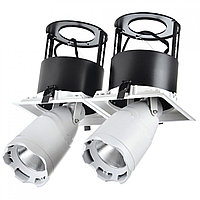 Св-к DL LED LS-DK914-2x40W WHITE 5700K(TS)4шт