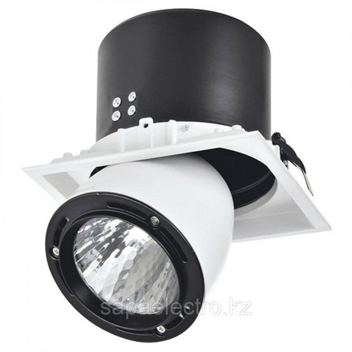 Свет-к DL LED LS-DK917 40W White and Black 5700K(TS