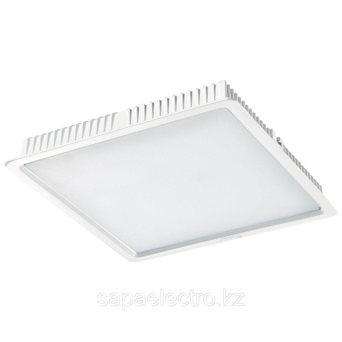 Свет-к LED SQ PANEL 30W 6000K WHITE (TEKSAN) 20шт