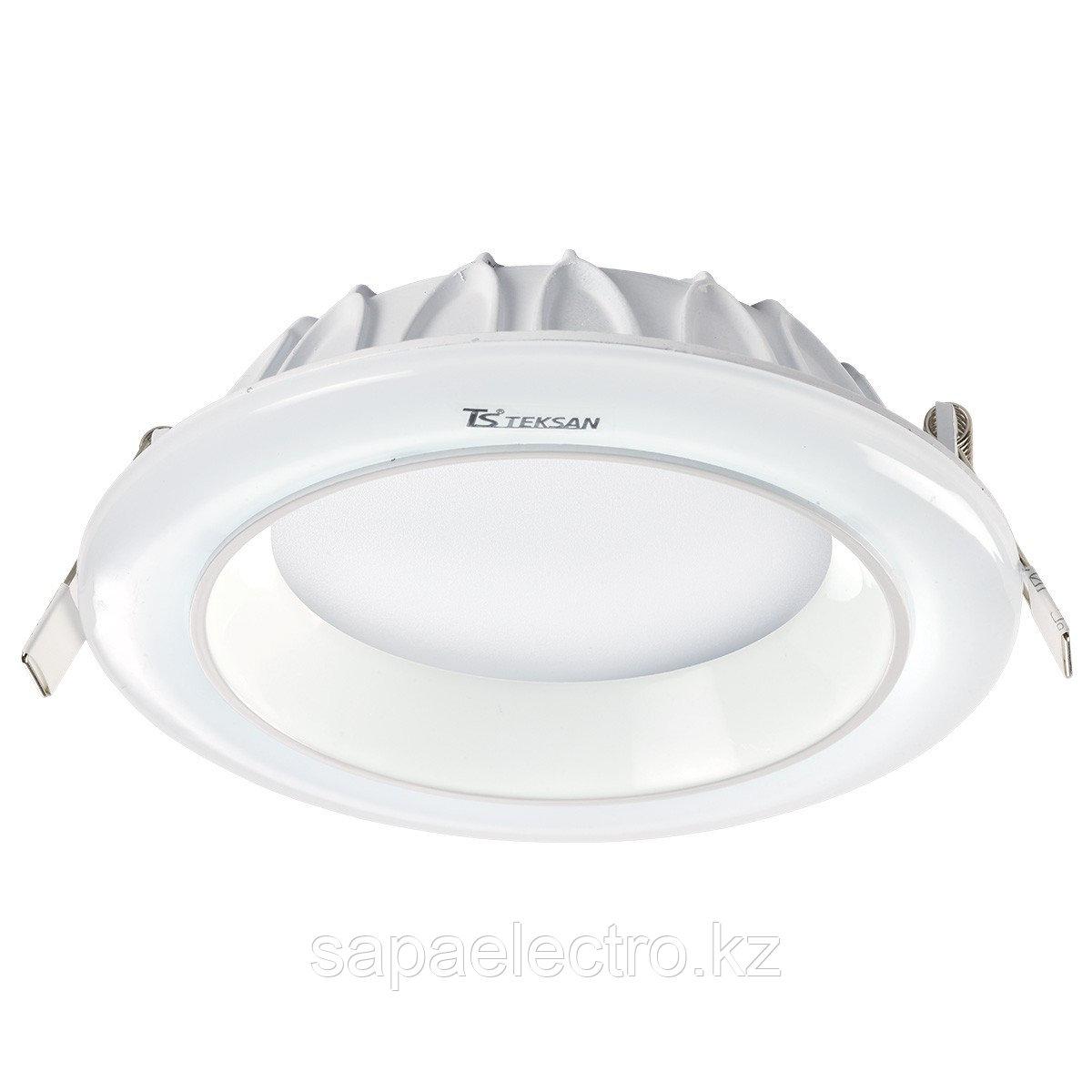 Свет-к DOWNLIGHT LED RD 20W 6000K WHITE (TS) 40шт,3