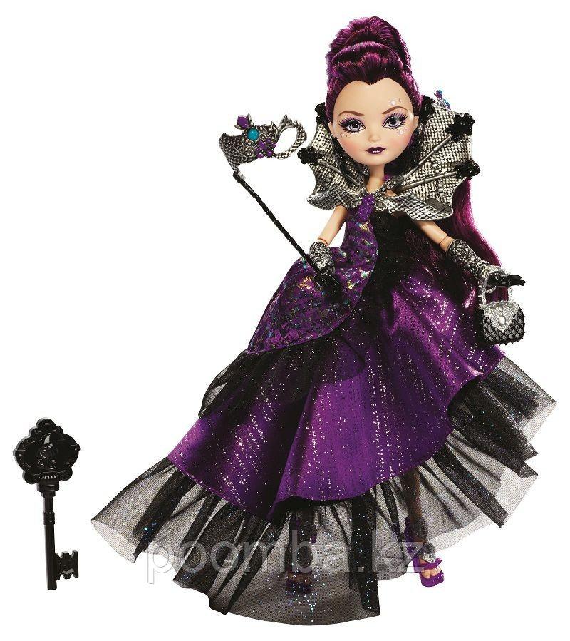Ever After High кукла Raven Queen Коронованные