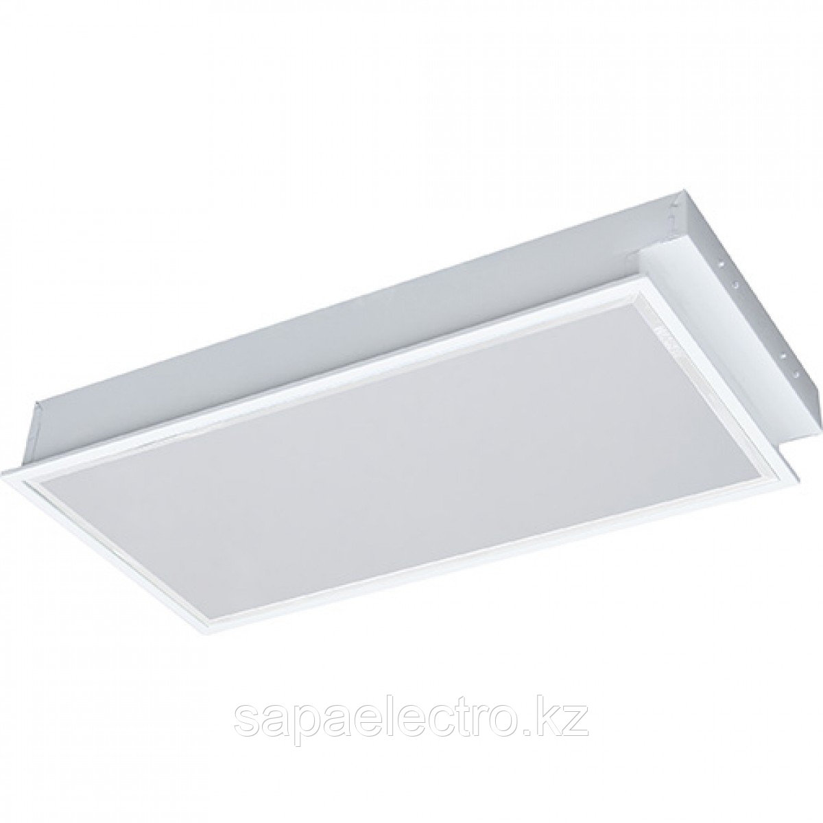 Cв-к LEDTUBE LZV 2x9W/ 60см OPAL встр-й (с лампой)M