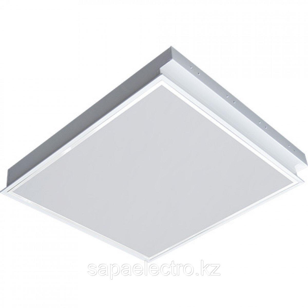 Cв-к LEDTUBE LZV 4x9W/ 60см OPAL встр-й(с лампой)X6