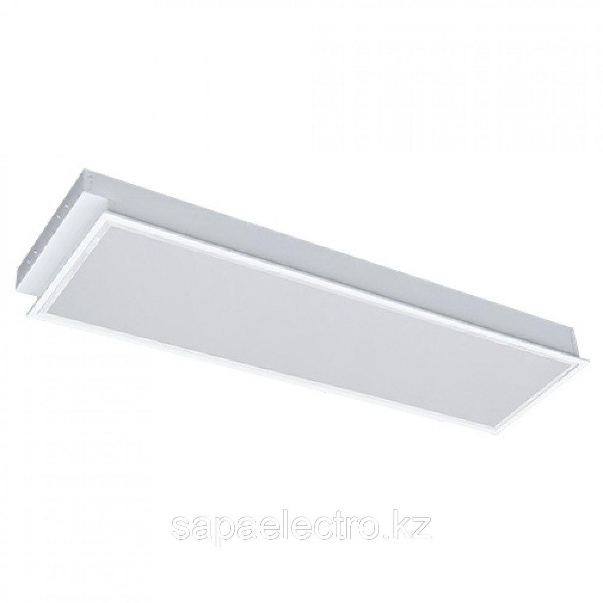 Cв-к LEDTUBE LZV 2x18W/ 120см /OPAL встр-й (с лампо