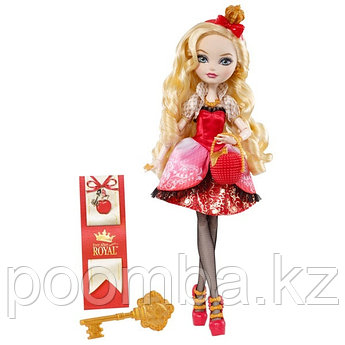 Кукла Ever After High Наследники CBR44 Эппл Уайт