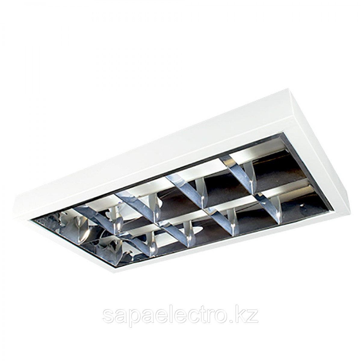 Св-к LEDTUBE LRN 2x9W/ 60см MODERNA (с лампой)MEGAL