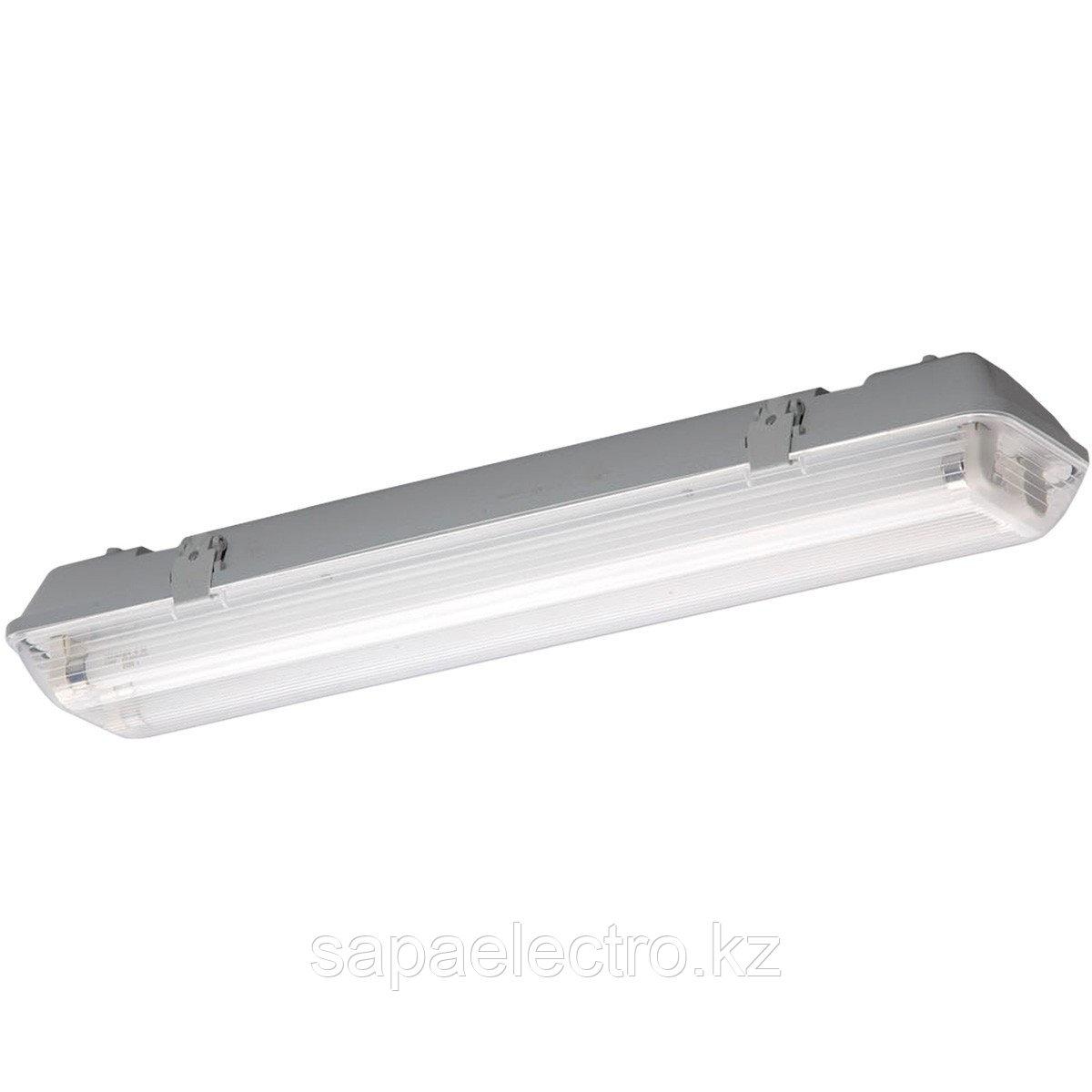 Св-к LEDTUBE LZG 2x18W +лампа (1.20см) MEGALUX