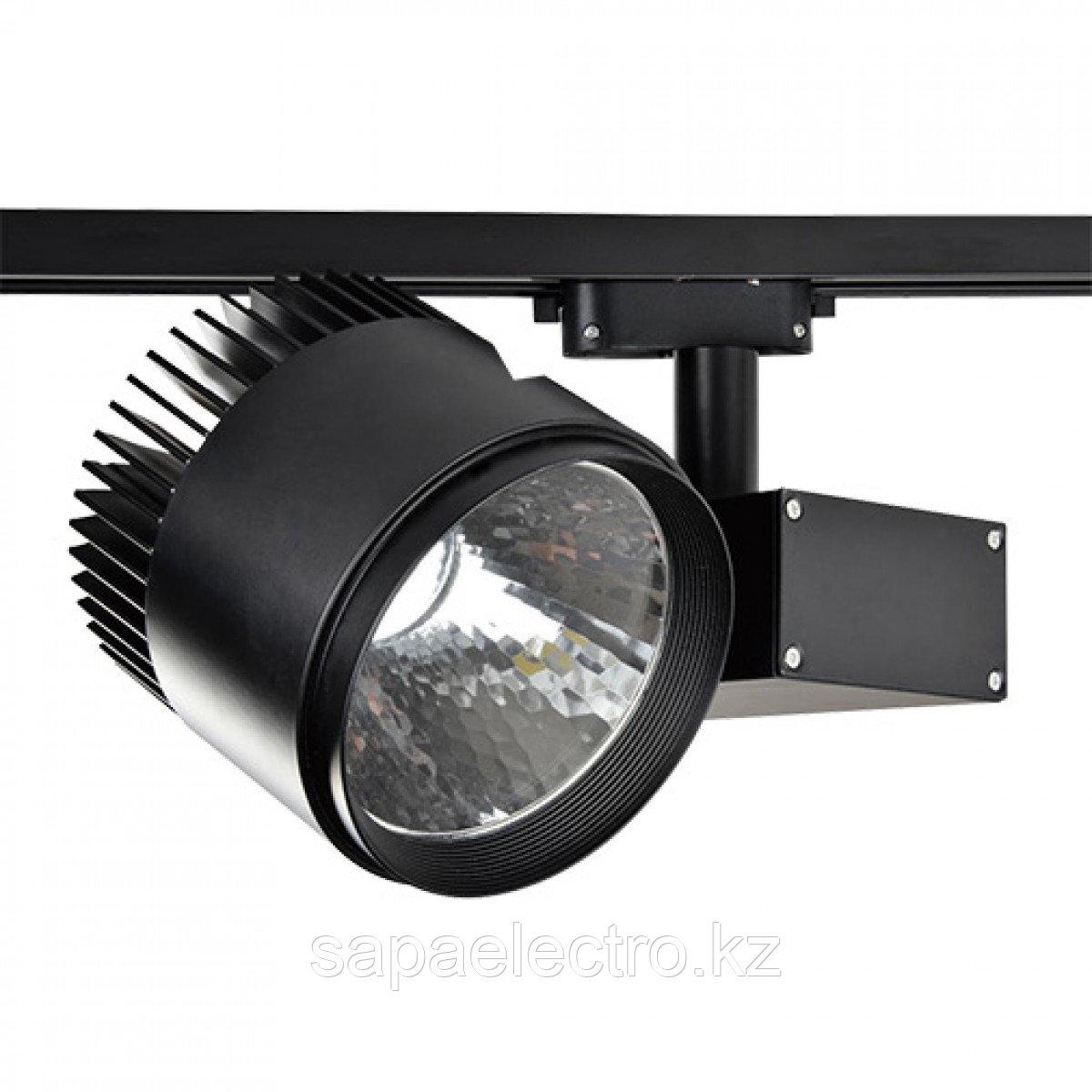 Св-к. LED DK883 50W 5700K BLACK TRACK (TS) 6шт