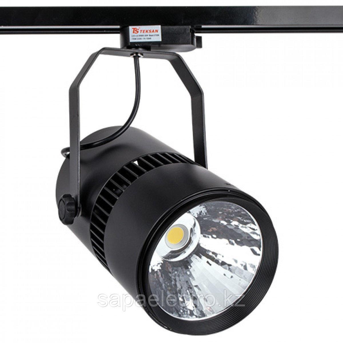 Св-к. LED LS-DK905 35W 3000K BLACK (TS)12шт,20шт