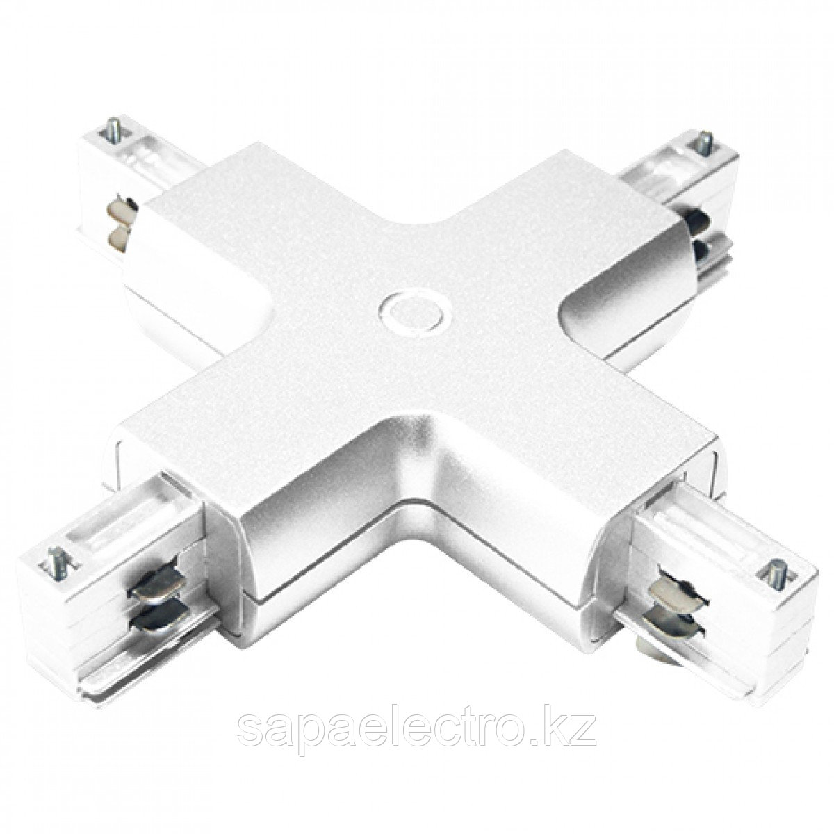 WHITE X-CONNECTOR (4 LINE) (TS)50шт