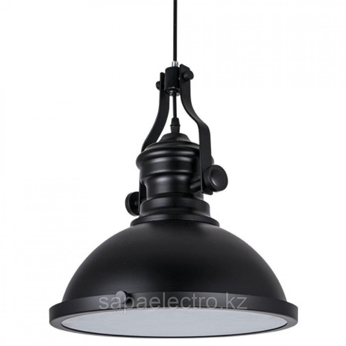 Свет-к RSP 6009 E27 40W BLACK (TEKSAN) 1шт