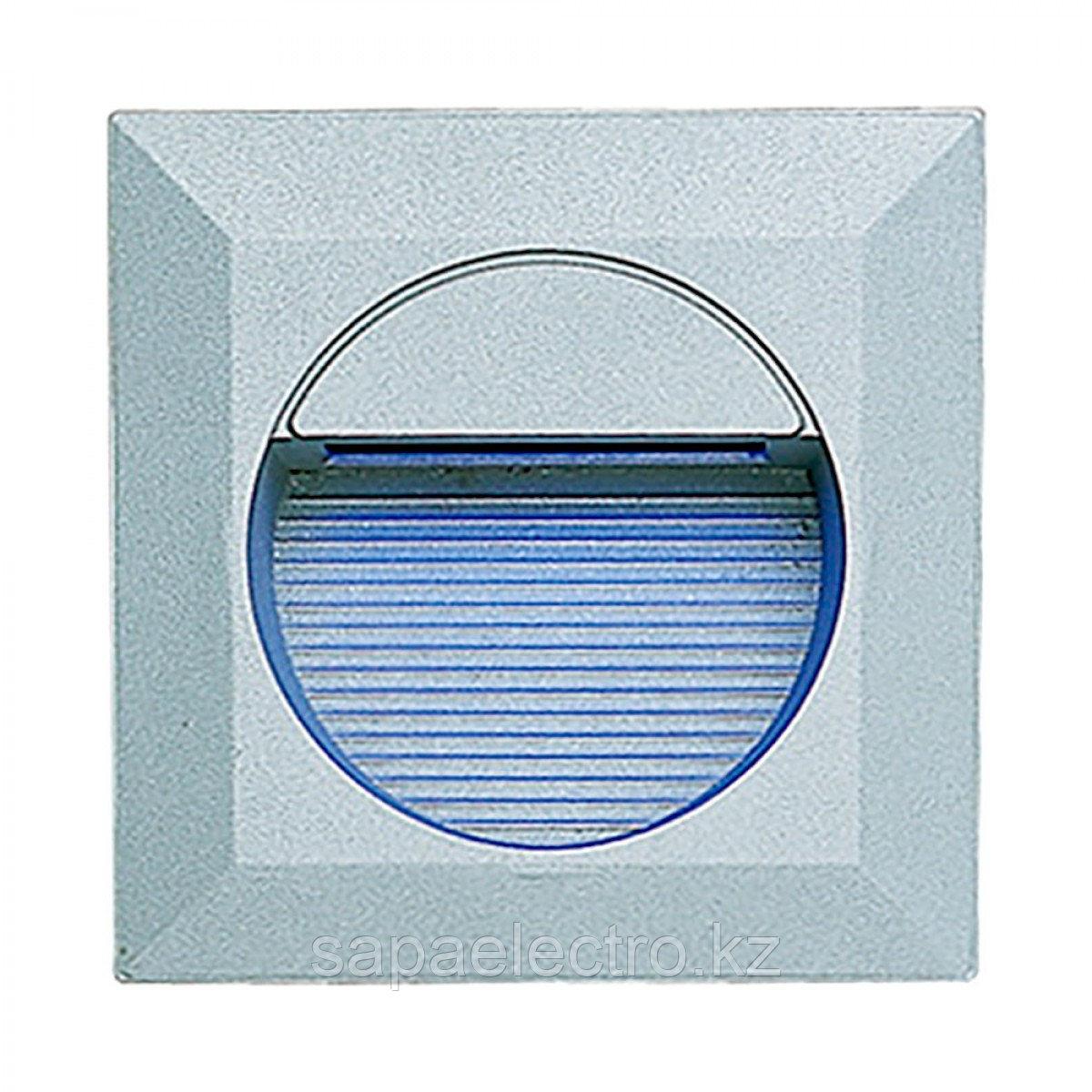 Св-к. R9000S  SILVER (14XLED BLUE) (TEKSAN)(24шт)
