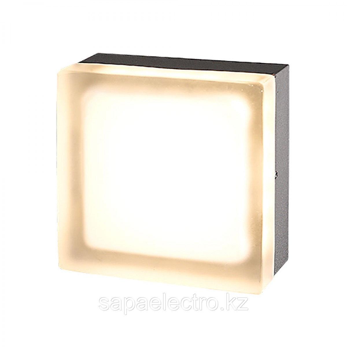 Свет-к LED 1781 SILVER  5W 4500K IP54(TEKSAN)12шт