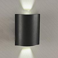 Свет-к LED B2245 2*3W GREY 5000K (TEKSAN) 10шт