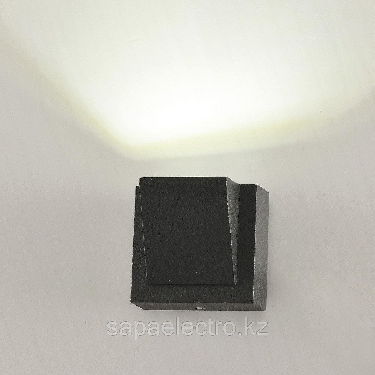 Свет-к LED B2192-1 3W GREY 5000K (TEKSAN) 40шт