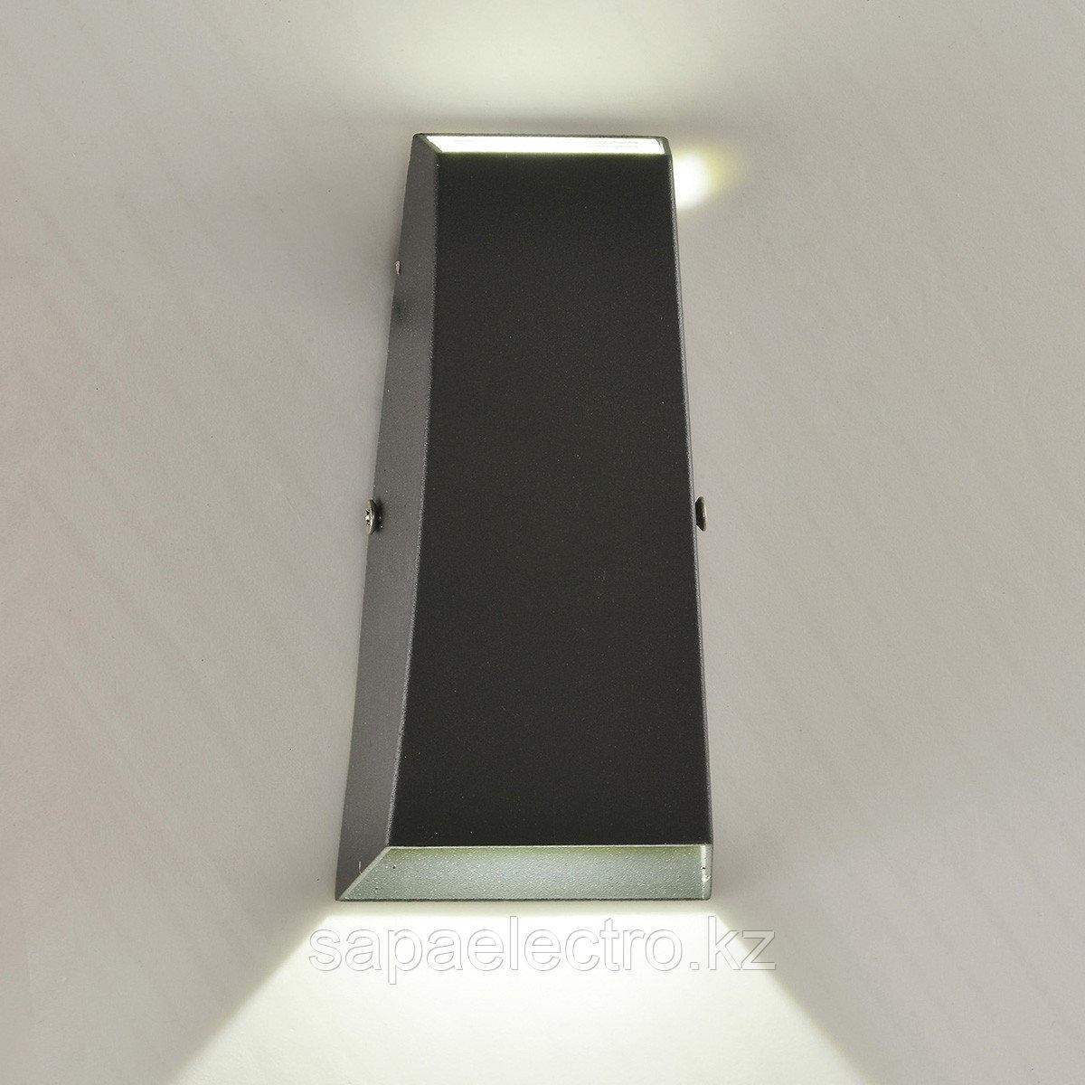 Свет-к LED B2193 2*3W GREY 5000K (TEKSAN) 20шт