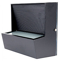 Свет-к  LED E5055 5W BLACK 6000K (TS) 10шт