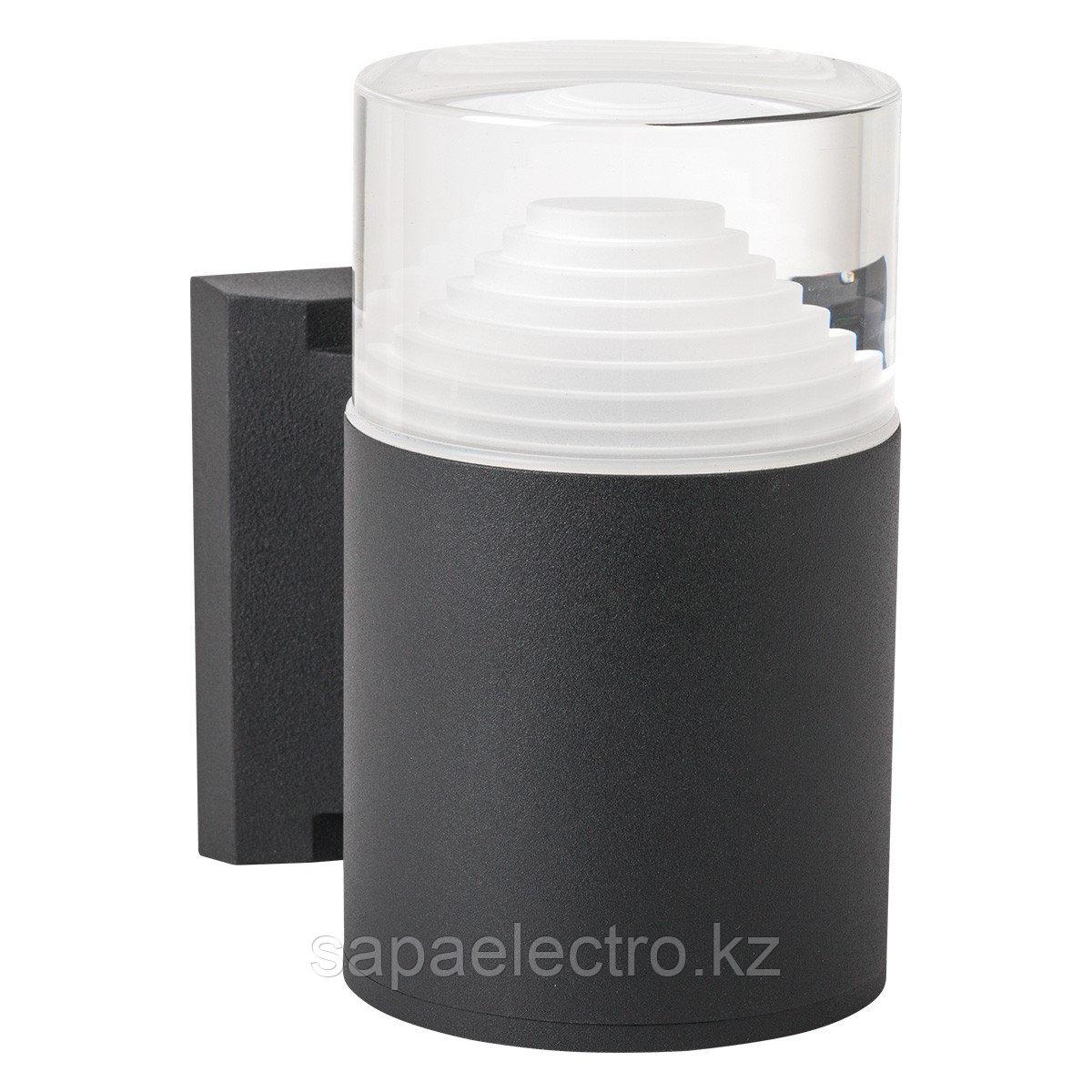 Свет-к LED  B2167 5W Black 4000K  (TS) 10шт