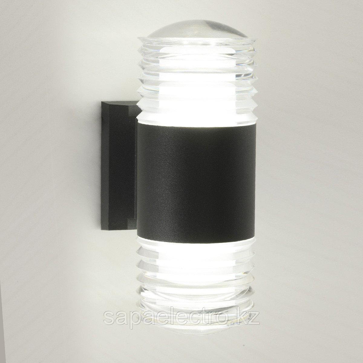 Свет-к LED B2172 2*5W Grey 5000K  (TS) 10шт
