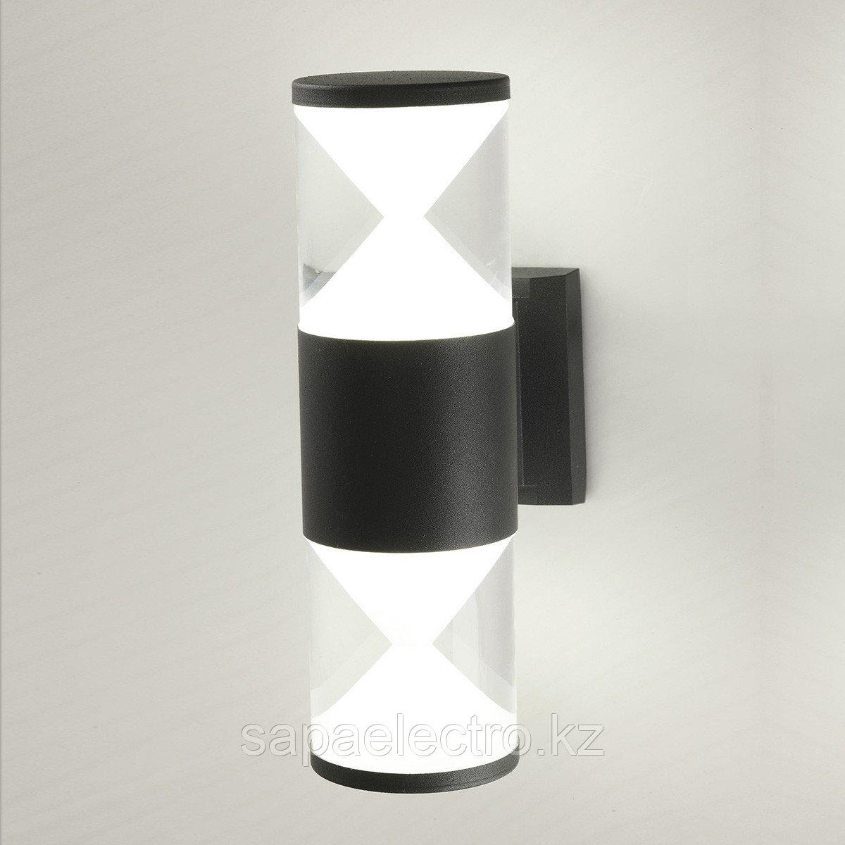 Свет-к LED B2228 2*5W Grey 5000K  (TS) 10шт