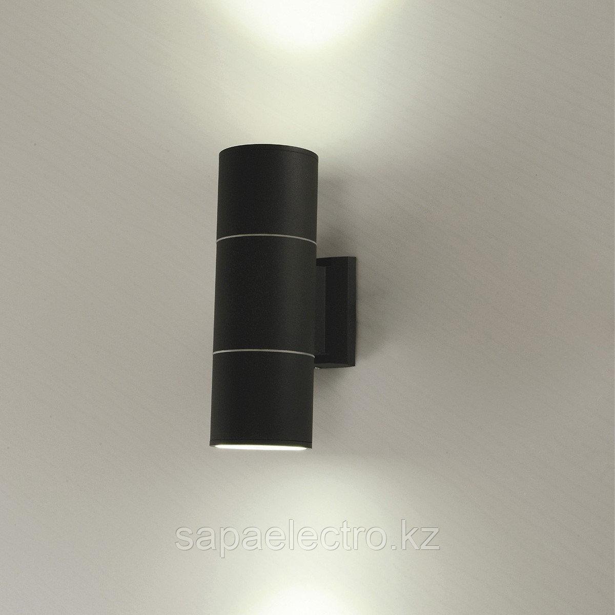 Свет-к LED B2152 2*10W Grey 5000K  (TS) 10шт