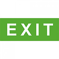 """Наклейка  """"EXIT""""        (DC-503)"""