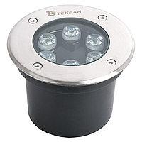 Наземно-утапл. LED U122 6W 5700K (TS) 25шт