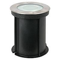 Наземно-утапл. LED  D4018-1 30W Black 6000K (TS) 6ш
