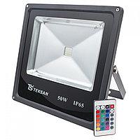 Прожектор LED FD1002 20W RGB BLACK  IP65  (TS)20шт