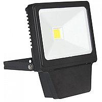 Прожектор LED COB 50W BLACK 6000K  (TS)20шт