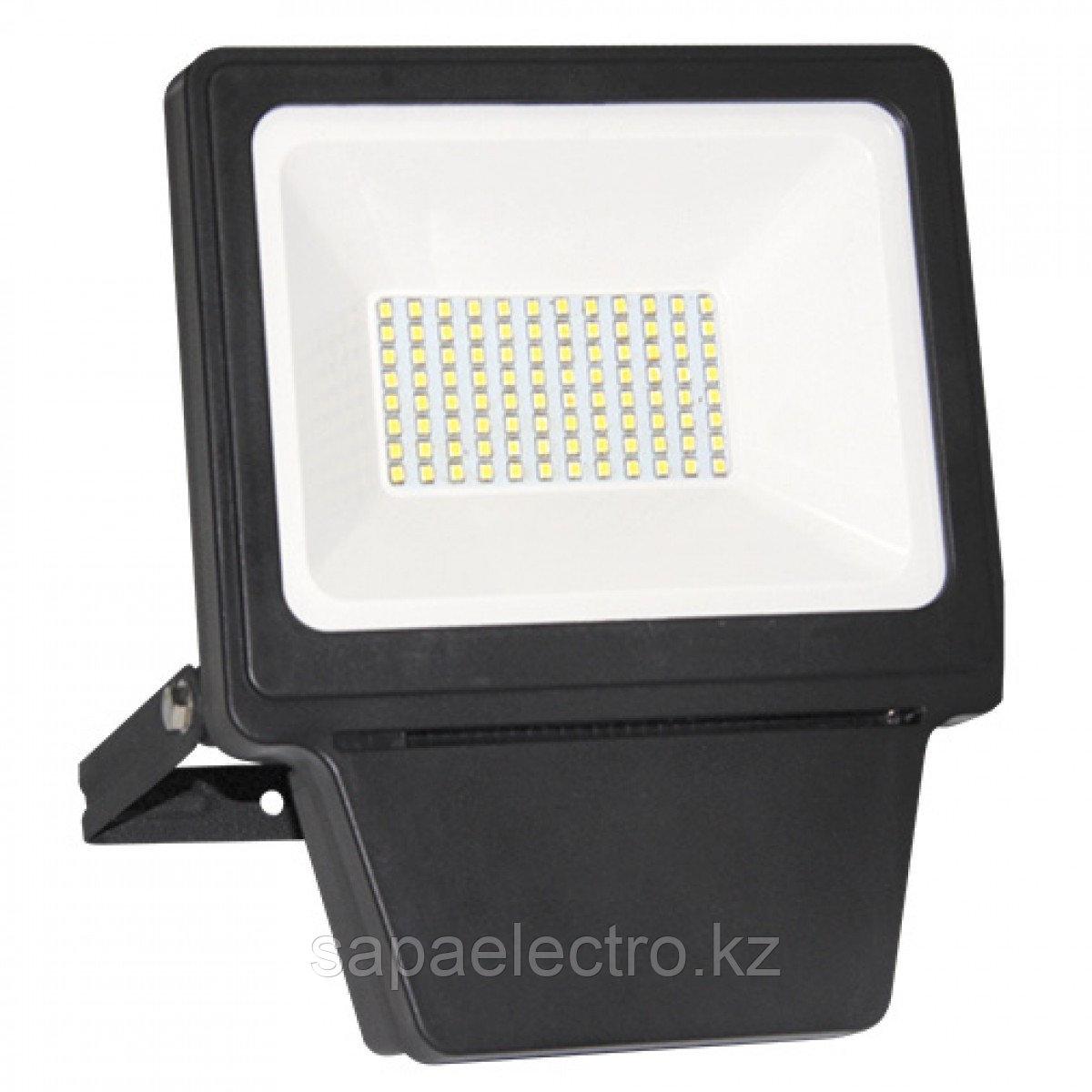 Прожектор LED SMD 50W BLACK 6000K  (TS)20шт