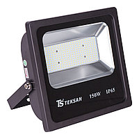 Прожектор LED SMD 150W BLACK 6000K  (TS)20шт