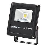 Прожектор LED TS010 10W 6000K BLACK (TS)50шт