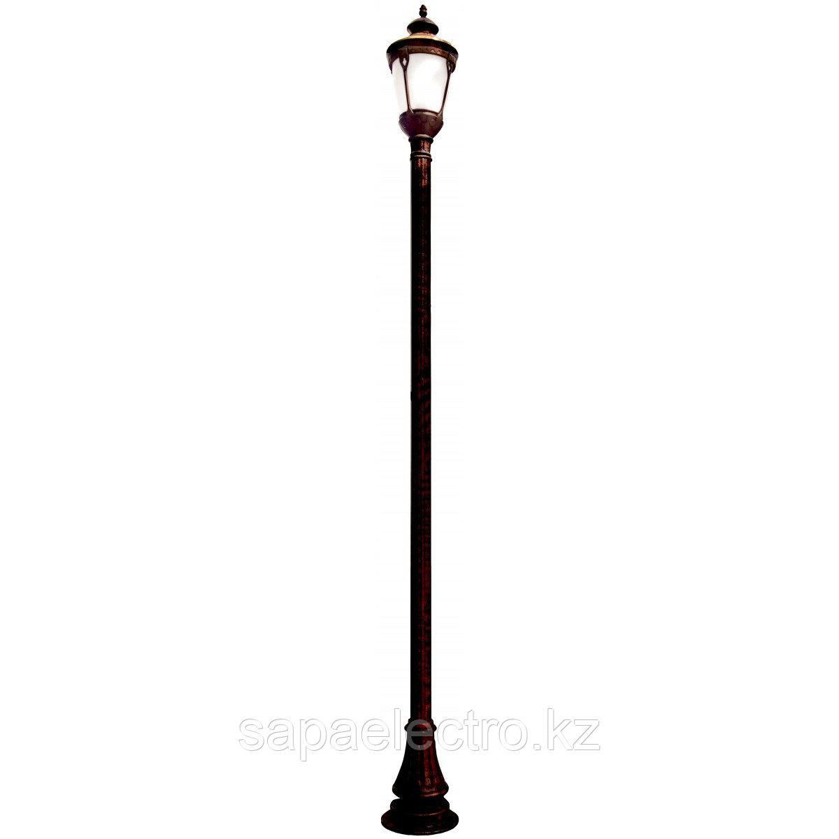 SARAYLI Труба (широкая+узкая)+ножка 5597  H-2,63м (