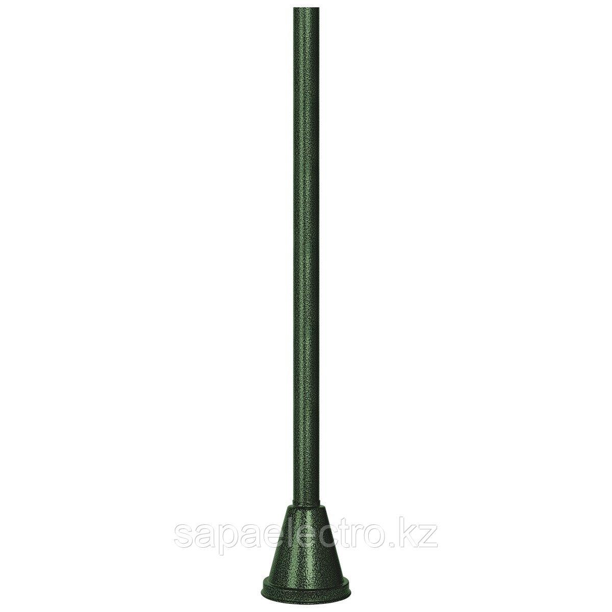 СТОЛБ ДЛЯ ОСВЕЩЕНИЯ GREEN D-60, H-1,2м Колпак+Крепл