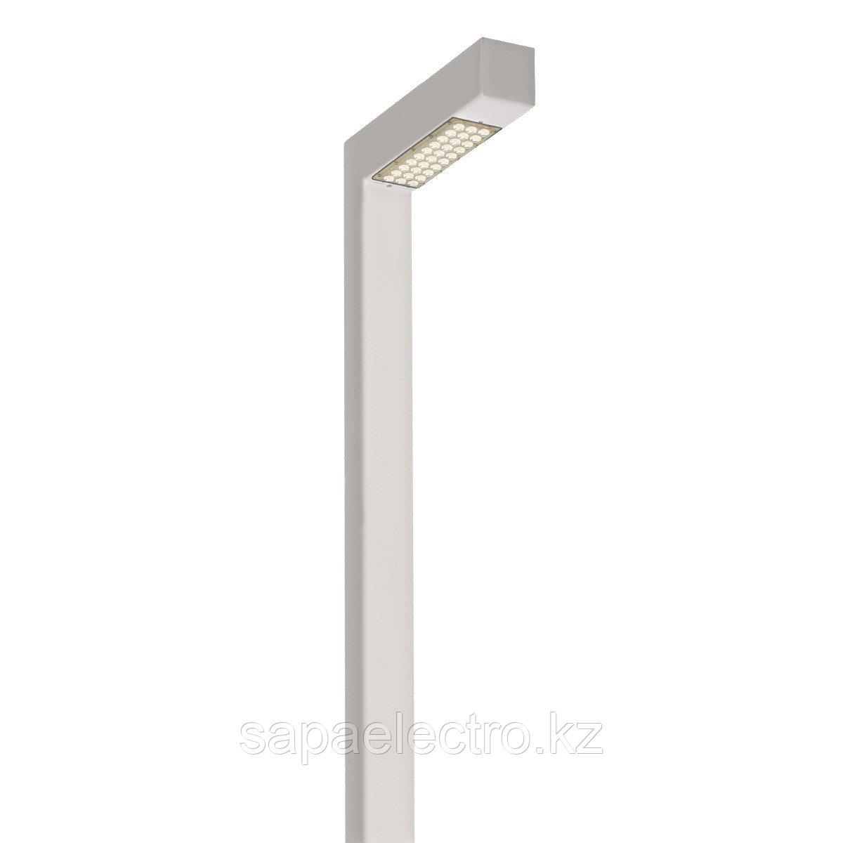 Св-к ПРОФИЛЬНЫЙ LED 30W 80х80 LIGHT GREY H-1,5м MEG