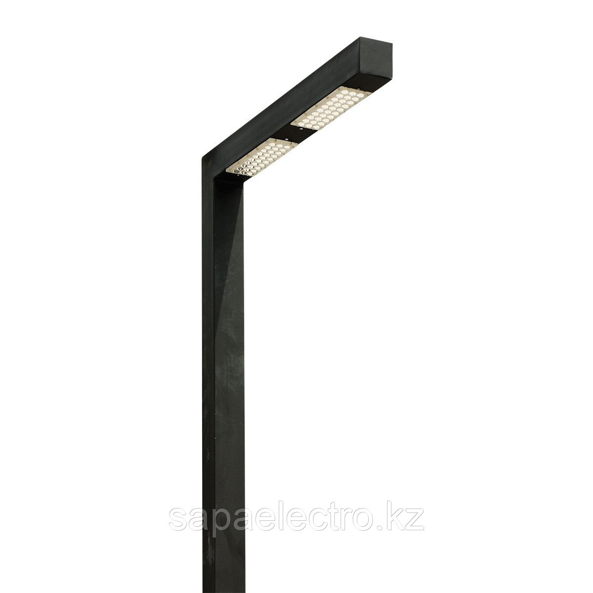 Св-к Профильный LED 60W 80х80 BLACK  H-4м MEGALUX 1