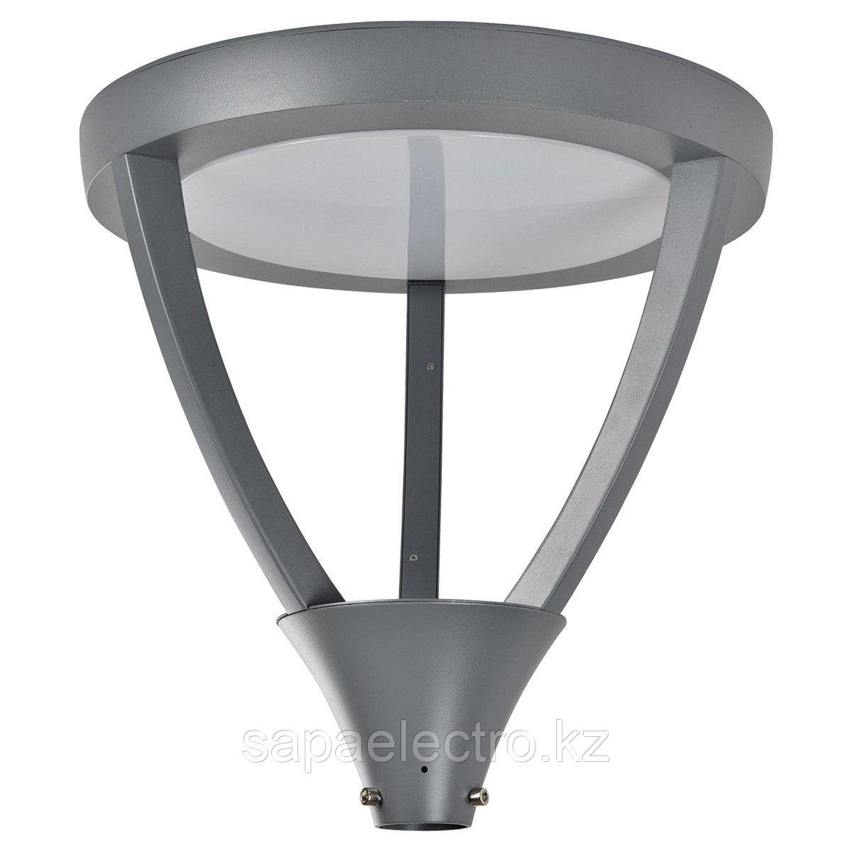 Свет-к LED GL05 50W 6000K DARK GREY (без трубы) (TS