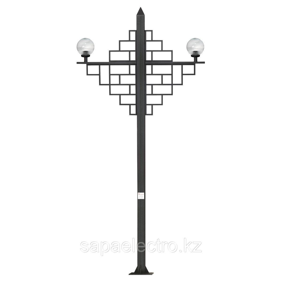 СТОЛБ DEKORATIF BRICK H-3,5м 80x80 MGL