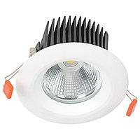 Св-к LED COB D025 20W WHITE 220-240V 4000K (5 лет г