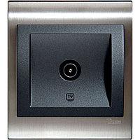 THEA 90500561 ТВ розетка-проходная (8 DB) механизм