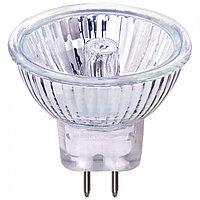 Лампа MR11 12V 20W   со стеклом (TL) 400шт